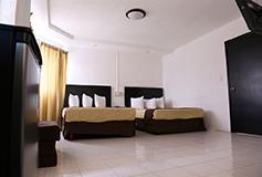 Habitación Deluxe del Hotel Real de Boca