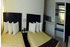 Habitación Estándar Doble del Hotel Real de Boca