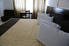 Habitación Estándar Sencilla del Hotel Real de Boca