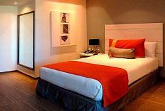 Habitación Estándar Cama Matrimonial No Reembolsable del Hotel Hotel Real Inn Cancún