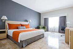 Habitación De Lujo del Hotel Real Inn Villahermosa By Camino Real