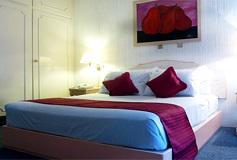 Habitación Suite del Hotel Residencia Rochester