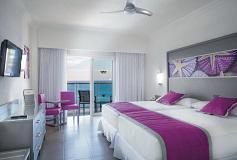 Habitación Estándar Vista al Mar del Hotel Hotel Riu Cancún All Inclusive