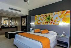 Habitación Suite Vista al Mar del Hotel Hotel Riu Cancún All Inclusive