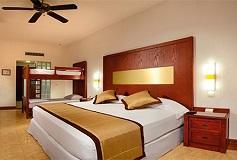 Habitación Habitación Familiar del Hotel Hotel Riu Jalisco All Inclusive