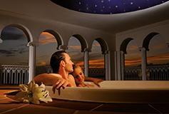 Habitación Suite con Jacuzzi y Vista al Mar del Hotel Riu Palace Pacifico All Inclusive