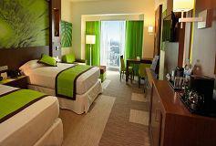 Habitación Deluxe Familiar Doble del Hotel Hotel Riu Plaza Guadalajara