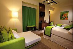 Habitación Executive Twin del Hotel Hotel Riu Plaza Guadalajara