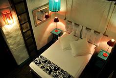 Habitación Cabaña Doble del Hotel Rodavento Natural