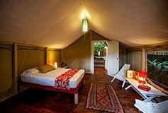 Habitación Safari Suite King del Hotel Rodavento Natural