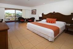 Habitación Deluxe Vista Parcial al Mar del Hotel Hotel Royal Solaris Los Cabos