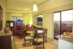 Habitación Habitación de Dos Recámaras del Hotel Royal Villas Resort
