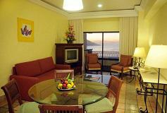 Habitación Habitación de Una Recámara del Hotel Royal Villas Resort
