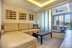 Habitación Luxury Junior Suite Vista al Mar del Hotel Hotel Royalton Riviera Cancún Resort and Spa