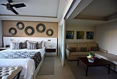 Habitación Luxury Junior Suite del Hotel Hotel Royalton Riviera Cancún Resort and Spa