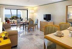 Habitación Suite con Terraza + Wifi Gratis del Hotel Samba Vallarta