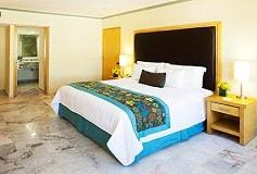 Habitación Suite Nado con Delfines del Hotel Samba Vallarta