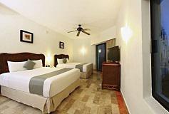 Habitación Estándar Vista al Jardín del Hotel Sandos Caracol Eco Resort All Inclusive