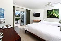 Habitación Royal Elite Superior Frente al Mar del Hotel Sandos Caracol Eco Resort All Inclusive
