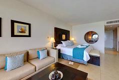 Habitación Suite con Solarium y Alberca Privada del Hotel Secrets Aura Cozumel