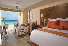 Habitación Suite Vista al Mar del Hotel Secrets Aura Cozumel