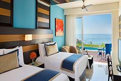 Habitación Junior Suite Ocean Front Double del Hotel Secrets Huatulco Resort and Spa