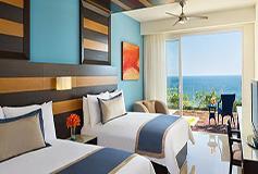 Habitación Junior Suite with Jacuzzi Double del Hotel Secrets Huatulco Resort and Spa