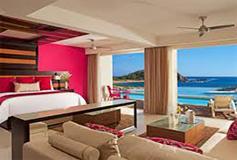 Habitación Preferred Junior Suite Ocean Front King del Hotel Secrets Huatulco Resort and Spa