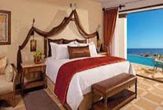 Habitación Preferred One Bedroom Suite Swim Out del Hotel Secrets Huatulco Resort and Spa