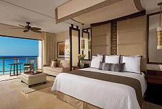 Habitación Preferred Club Junior Suite Vista al Mar del Hotel Hotel Secrets Playa Mujeres Golf and Spa Resort Todo Incluido - Solo Adultos