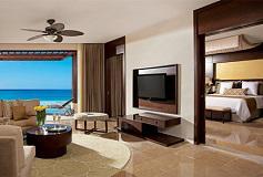Habitación Preferred Club Master Suite Frente al Mar del Hotel Hotel Secrets Playa Mujeres Golf and Spa Resort Todo Incluido - Solo Adultos