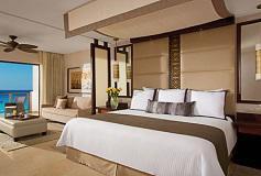 Habitación Premium Junior Suite Vista al Mar del Hotel Hotel Secrets Playa Mujeres Golf and Spa Resort Todo Incluido - Solo Adultos