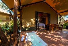 Habitación Bliss del Hotel Serenity Eco Luxury Tented Camp by Xperience Hotels