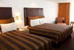 Habitación Estándar Dos Camas del Hotel Sevilla Palace