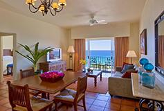 Habitación Suite de Lujo del Hotel Sheraton Grand Los Cabos Hacienda Del Mar