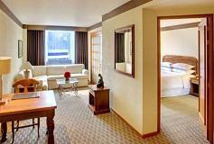 Habitación Suite Estándar del Hotel Sheraton Santa Fe Mexico City