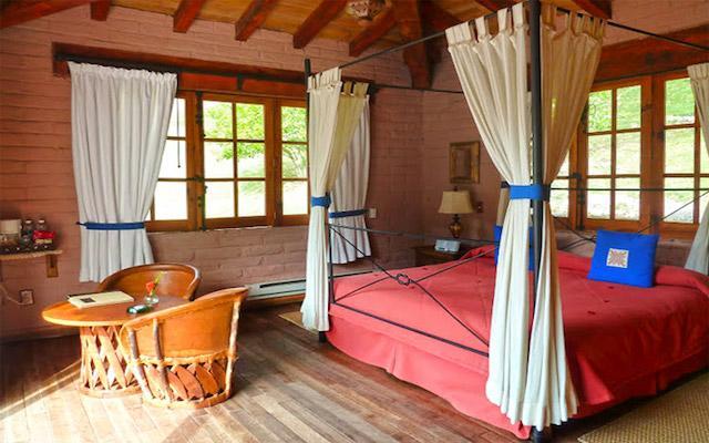 Habitación Cabaña Estándar con Tina del Hotel Hotel Sierra Lago Exclusive Mountain Resort and Spa