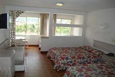 Habitación Estándar del Hotel Hotel Sirena del Mar Acapulco
