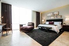 Habitación Master Suite No Reembolsable del Hotel Square Small Luxury Hotel
