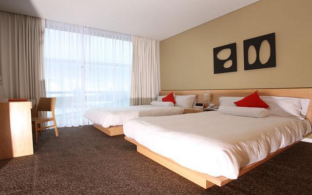 Habitación Master Suite del Hotel Stadía Suites