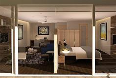 Habitación Estándar Suite del Hotel Stara Hamburgo