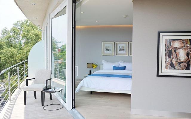 Habitación Junior Suite del Hotel Hotel Stara San Ángel Inn