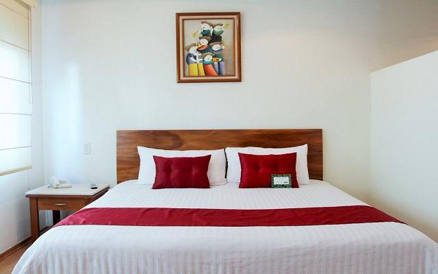Habitación Suite del Hotel Residence L'Heritage Aristóteles 225 by BlueBay
