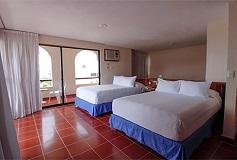 Habitación Estándar Con Vista Al Mar del Hotel Suites Bahía