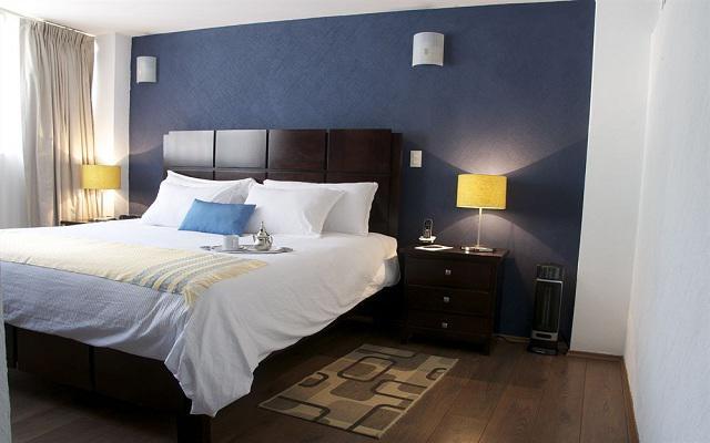 Habitación Suite Sencilla del Hotel Hotel Suites Berna 12