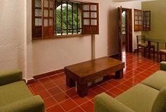 Habitación Suite del Hotel Suites Colonial Cozumel