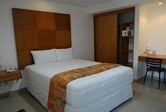 Habitación Estándar 1 Cama del Hotel Suites Gaby Hotel