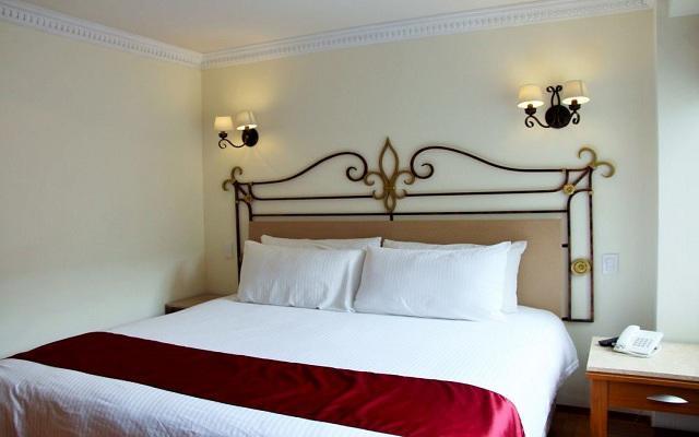 Habitación Suite del Hotel Residence L'Heritage Tennyson by BlueBay