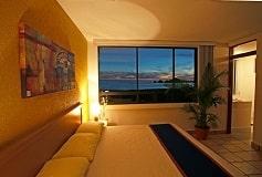 Habitación Condominio de Dos Recámaras Vista al Mar del Hotel Sunrock Condo Hotel