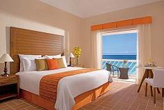Habitación Deluxe Frente al Mar del Hotel Sunscape Sabor Cozumel